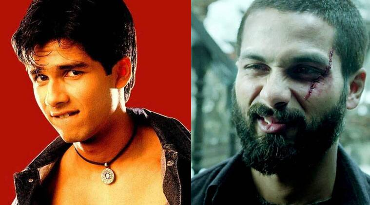 When Shahid was chosen to play 'Haider', few would have expected him to carry off this role with elan.