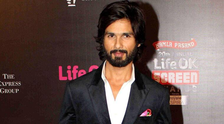 Shahid Kapoor has been getting rave reviews for the recently released 'Haider'.