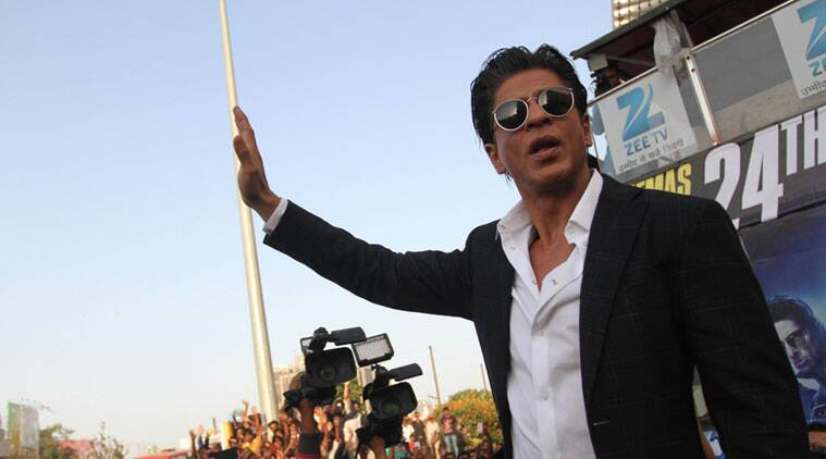 """""""We want to make four-five films without me. As a producer I would like to concentrate on the films and visual effects,"""" said Shah Rukh."""