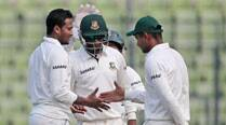 Comeback man Shakib leaves Zimbabwe in a spin