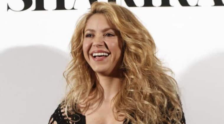 Shakira has 21-month-old son Milan with boyfriend Gerard Pique. (Source: AP)