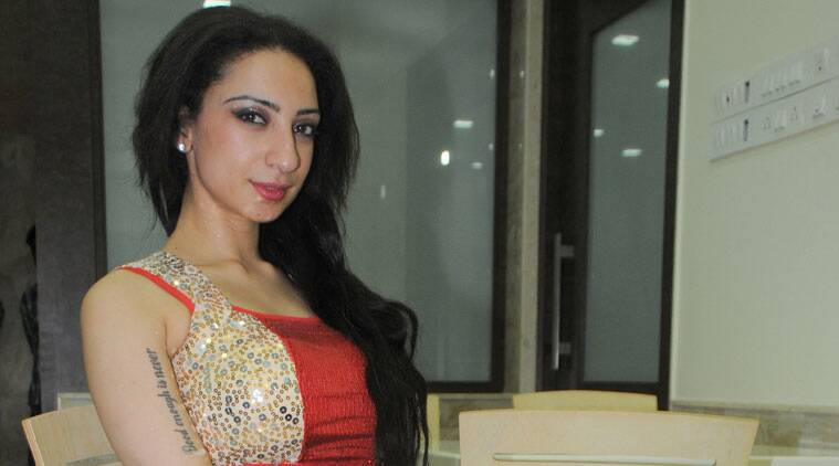 Shanti Dynamite will be the second wildcard entry in the house after singer Ali Quli Mirza.