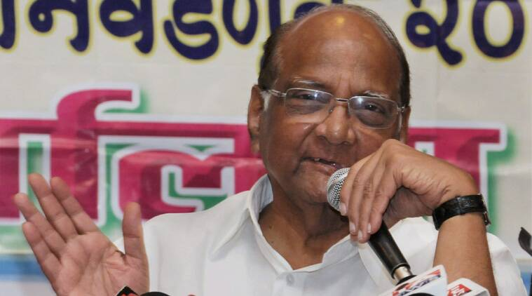 Pawar had created flutter on Monday saying there was a proposal from the Congress for the formation of a Shiv Sena-led government with outside support of the Congress and the NCP.