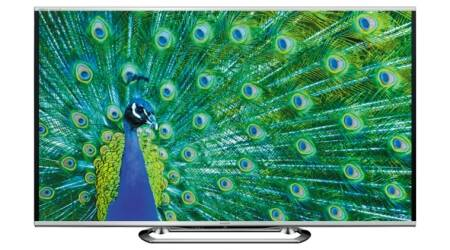 Sharp launches Quattron Pro range of LED TVs