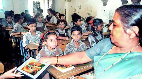 The association had even written to the school education minister three months ago, asking him to resolve the issue.