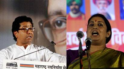 Smriti Irani, Raj Thackeray hold rallies as Maharashra poll campaign intensifies