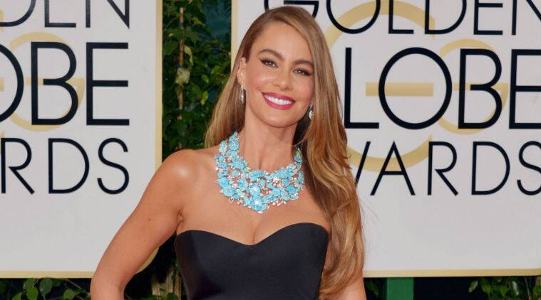 Sofia Vergara split from ex-fiance Nick Loeb in May. (Source: AP)