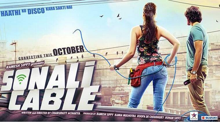 Sonali Cable Review: The leading lady tries for perkiness but comes off as a weak link, her foul-mouthedness more forced than natural. Kher is over-the-top. Fazal is a good addition to the team