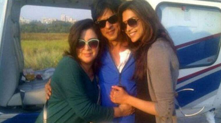 Shah Rukh Khan: I am working with Farah after two years. What I have learnt from Farah is her self confidence.