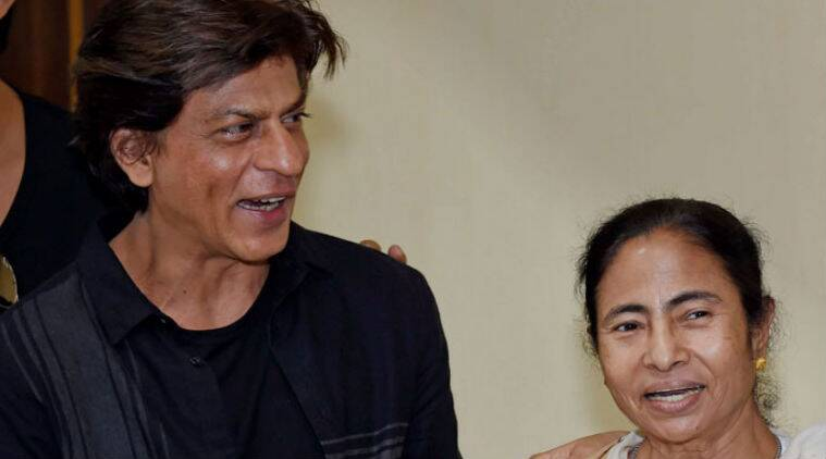 Shah Rukh Khan is the West Bengal's brand ambassador and turned 49 Sunday.