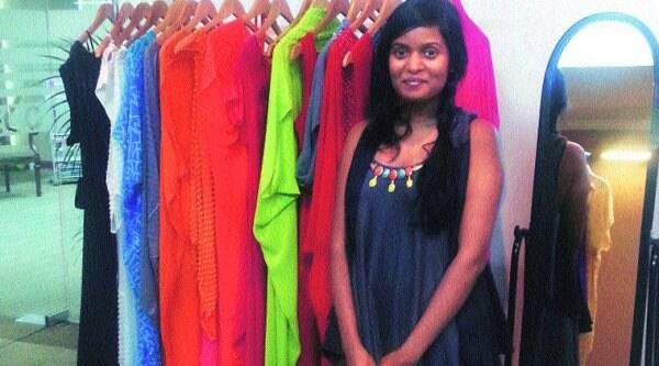 The designer's resortwear collection is all about colour