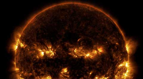 Why Sun's corona is hotter than its surface decoded