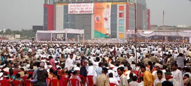 BJP leader Manohar Lal Khattar sworn-in as Haryana CM
