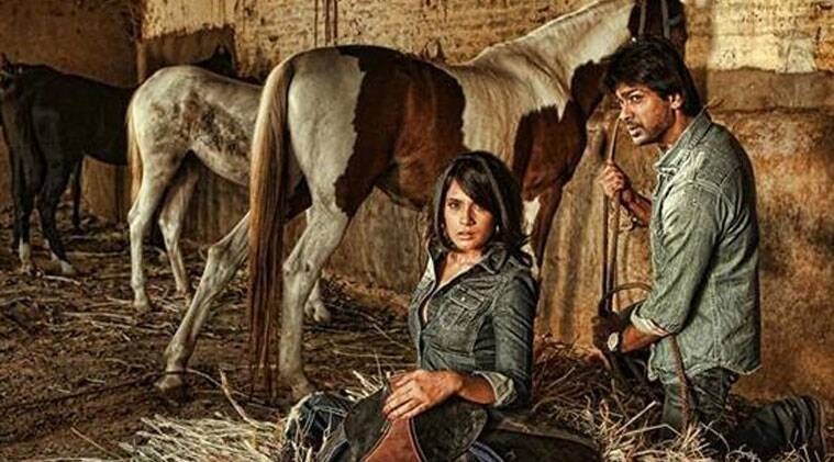 'Tamanchey' stars Richa Chadda and Nikhil Dwivedi in the lead.