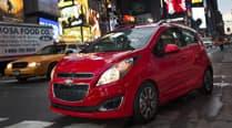 Chevrolet Beat crosses 1 million salesmilestone