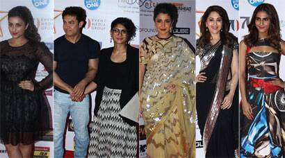 It's a wrap for MAMI 2014: Parineeti, Aamir-Kiran, Anushka, Madhuri, Vaani grace the day