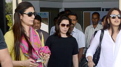 Sonali Bendre, Tabu, Neelam in Jodhpur for Blackbuck poaching case