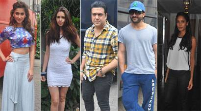 Happy Ending with the Shaukeens: Saif Ali Khan, Ileana D'Cruz, Kalki, Govinda, Lisa