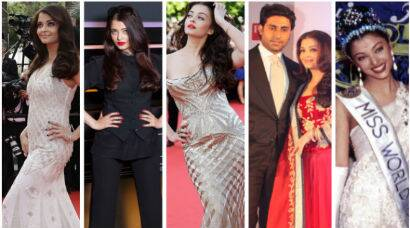 PHOTOS: Happy Birthday Aishwarya Rai Bachchan: World's most beautiful woman turns 41