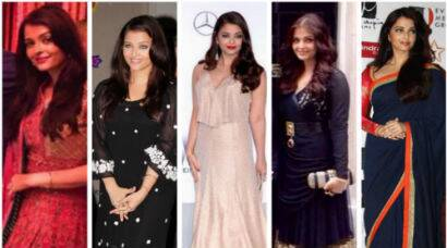 Birthday girl Aishwarya Rai Bachchan's top 10 looks of 2014