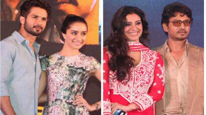 PHOTOS: Haider Shahid, Shraddha, Tabu, Irrfan launch Vishal Bhardwaj's books