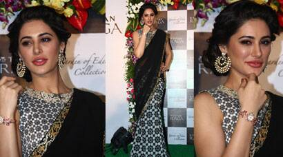 Nargis Fakhri turns desi girl in style