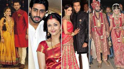 Dia Mirza-Sahil Sangha, Aishwarya-Abhishek, Saif-Kareena: Celebs and their lavish weddings
