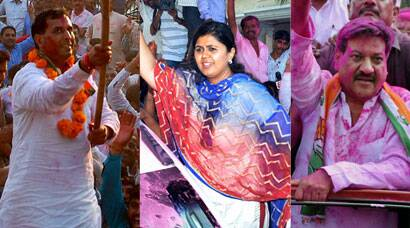 Maharashtra and Haryana Polls: Big Winners