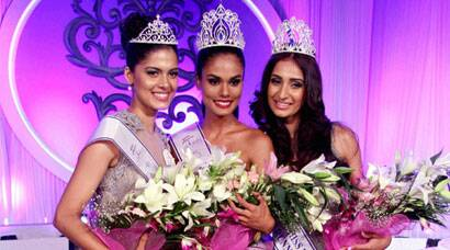Winning moment: Noyonita Lodh to represent India at Miss Universe