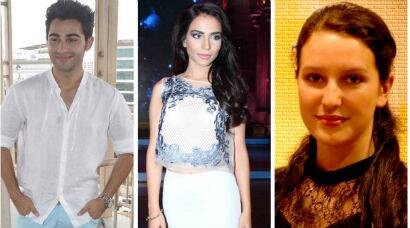 Bollywood's patakas and phuljharis: Humaima, Armaan, Isabel - the new faces of 2014