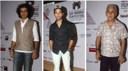 PHOTOS: Day 7 of MAMI 2014: Imtiaz, Naseeruddin, Rajkummar