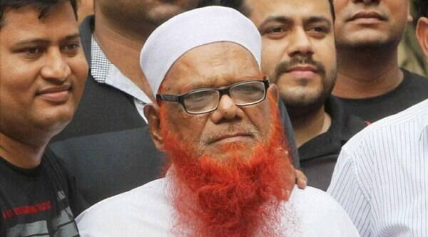 Abdul Karim Tunda was arrested by the Special Cell of Delhi Police  on August 16 last year from the Indo-Nepal border. (Source: PTI photo)