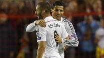 Benzema's brace in Madrid's Anfield win