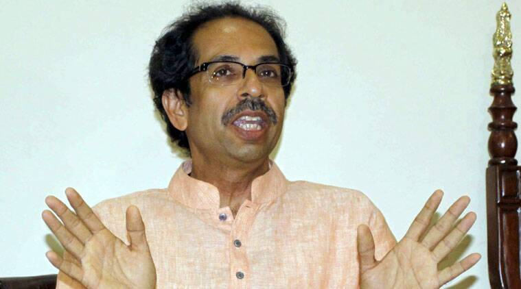shiv sena, Uddhav Thackeray, Uddhav Thackeray residence, shiv sena mumbai, Uddhav Thackeray, mumbai shiv sena, mumbai news, indian express