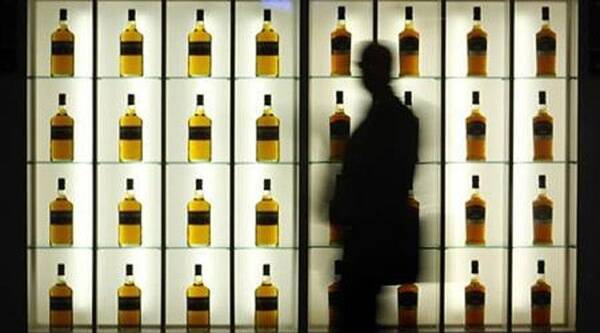 United Spirits had posted a net profit of Rs 118.13 crore during the same period of previous fiscal. Reuters