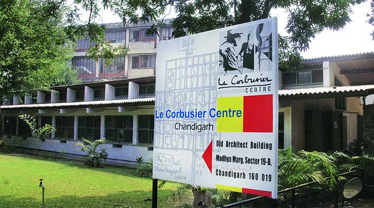 The Le Corbusier Centre in Sector 19, Chandigarh.