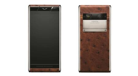 LAUNCH: Vertu's latest Aster smartphone costs just Rs 4,75,000