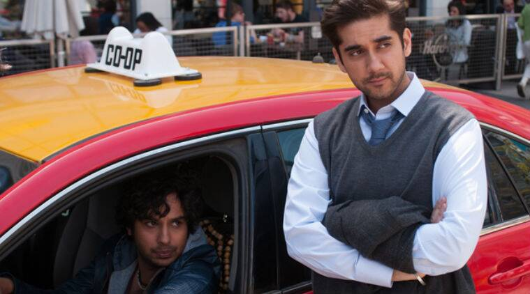 Vinay Virmani says 'Dr. Cabbie' is a story of an underdog finding his way against all odds.