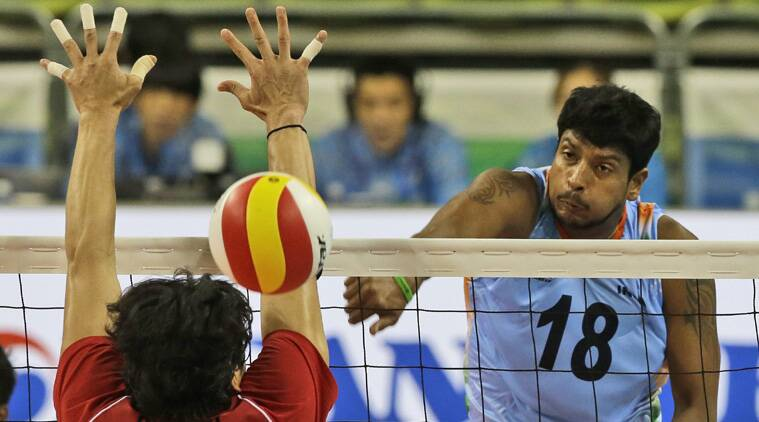 India lost the first game 22-25, but fought back strongly to claim the next three games 25-18 25-23 25-20 and garnered 97 total points to Thailand's 86. (Source: PTI)
