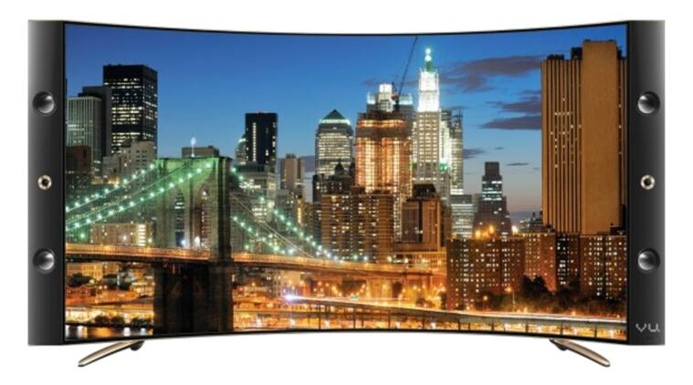 Vu launches 65-inch curved 4K UHD smart LED TV at Rs 2,24,900