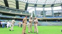 Wankhede stadium gets ready for Maharashtra CM swearing-in, cops to take it over today