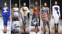 Gauri-Nainika pay tribute to Mother Nature at WIFW