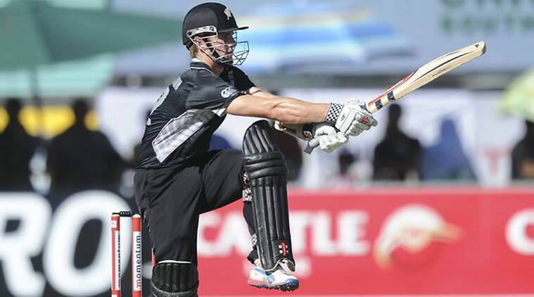 Williamson had a ligament tear in his left wrist from the recent Champions League in India. (Source: AP)