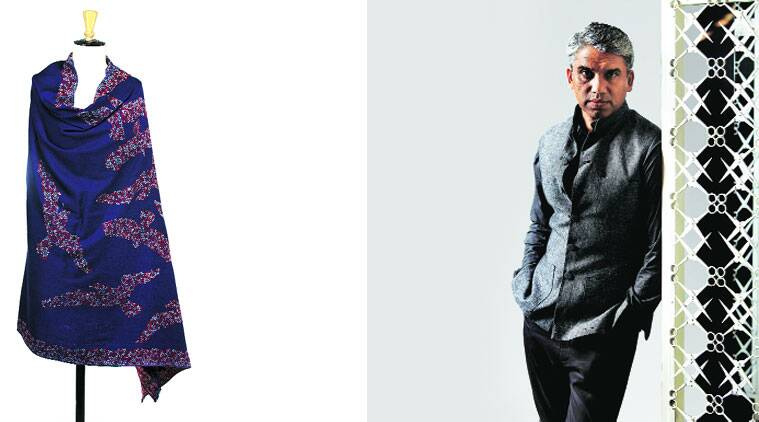 Designer Rajesh Pratap Singh readies for winter with a luxurious line