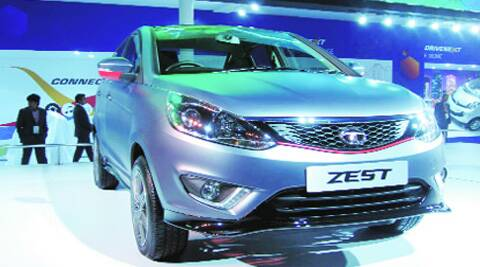 Tata Motors has been pinning a lot of hope on new launches like the entry-level sedan Zest to turn around its dwindling fortunes in the domestic passenger vehicles market.