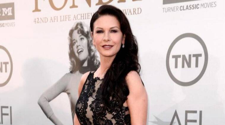 Catherine Zeta-Jones is all set to play a drug kingpin. (Source: AP)