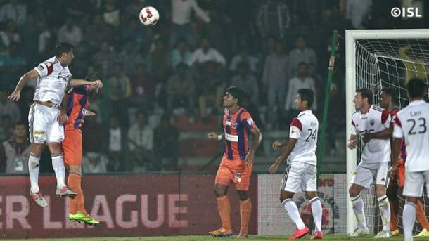 NorthEast United FC play out 0-0 draw against FC Pune City