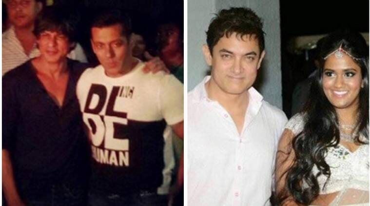 Aamir Khan, who was in Delhi at that time, was being kept awake by the Khans who kept calling him.