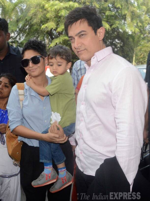Arpita Khan's wedding: When Aamir, Priyanka, Karan Johar left for Hyderabad