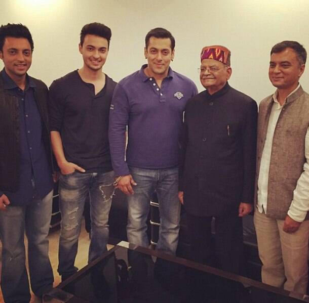 Of Royalty and Celebrations: A dekko of Salman Khan's sister Arpita's wedding